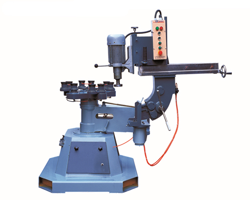 Glass-Machinery-&-Accessories-Shape-Edging-Machine